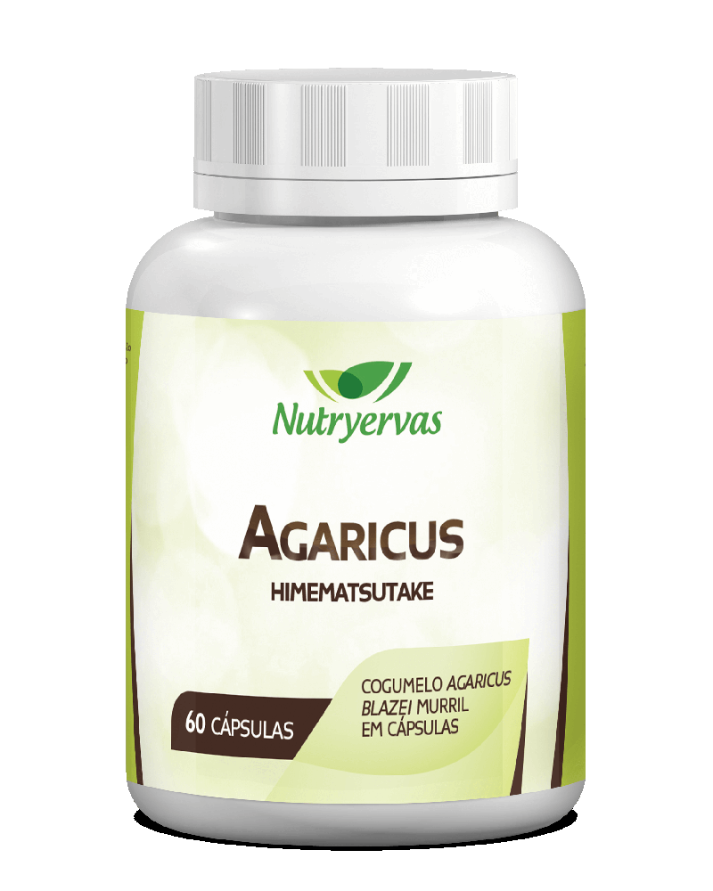 Agaricus (Cogumelo do Sol)